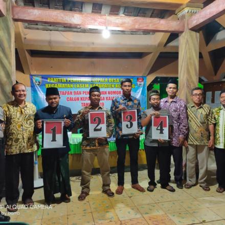 Semarak Pilkades Kabupaten Rembang 2019